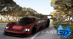 Sauber C9 Composite by Rooboy3D