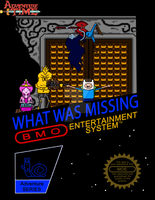 NINTENDO: NES ADVENTURE TIME WHAT WAS MISSING by Silverhammer37