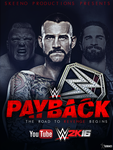 Payback Universe Mode Official Poster by glinja423