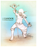 Lizandor summoning by cevier