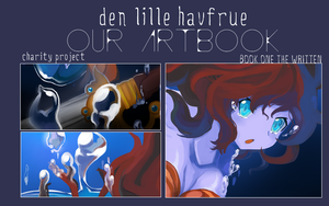 Our Artbook - Den lille havfrue by tryphenas