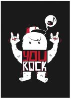 You Rock yea by MadeByMee