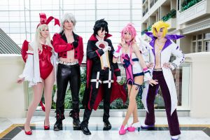 KatsuCon: DISGAEA 4EVER by burloire