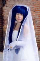 Erika Furudo -Wedding by Giacchan