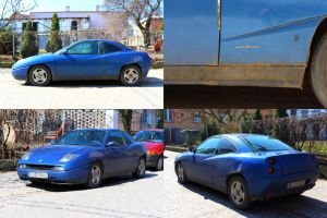Fiat Coupe - Pininfarina by Abrimaal