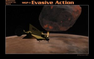 MGP-1 Evasive Action by dragonpyper