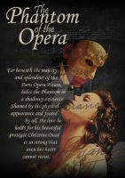 The Phantom of the Opera by WKneeshaw