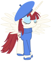 French Lauren Faust Pony by cool77778