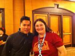 Dante Basco with me! by mimori-kiryu