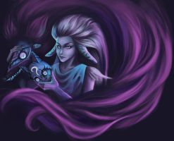Kindred by queenofhamsters