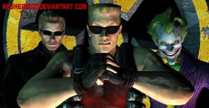 My Alter Egos by Wesker500