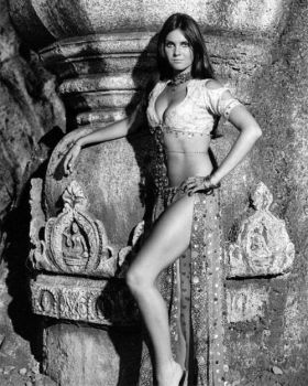 Caroline Munro by peterpulp