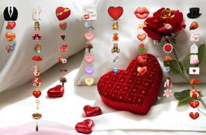 Valentine's Day - PS3 Theme by yorksensation