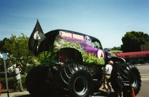 Grave Digger by SageRaventree