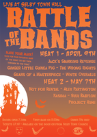 Battle of the Bands '10 -Heats by boomerangmouth