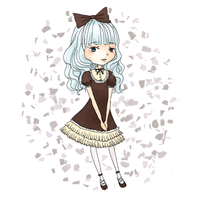 .:*[ I Love Classic Lolita ]*:. by fawntrash