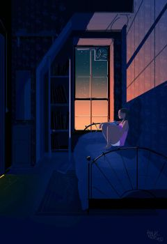Dear diary  I think I am in love. by PascalCampion