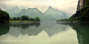 Li River by A-Motive