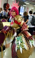 Monster hunter Radian heart 2 by Shoko-Cosplay