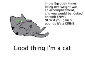 Condescending Cat 3 by S-M-Batty