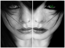 Green Eye by HerzAss