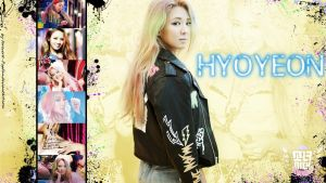 Girls`Generation : I got a boy ~ Hyoyeon ~ 01 by ForeverK-PoPFan