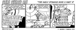 The Daily Straxus Book 2 Part 6 by AndyTurnbull