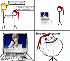 Forever Alone by Siyome