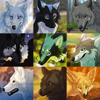 Icons: Batch 5 by InstantCoyote