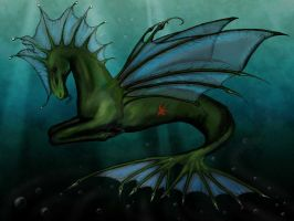 Hippocampus by Sedeptra