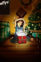 Christmas concept 1 by 16F