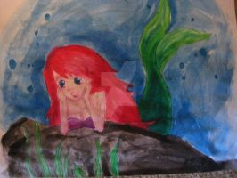 The Little Mermaid by Assistant-Puppy-Dawg