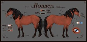 Ronner Reference by silverglass19