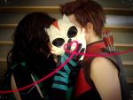 Young Justice - Be my Valentine by Sakiko-Seihikaru