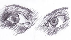 The eyes have it. by CandraRose