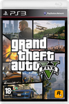 Grand Theft Auto V PS3 Cover by InterGlobalFilms
