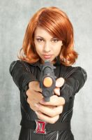 Black Widow: Crosshairs by MomoKurumi