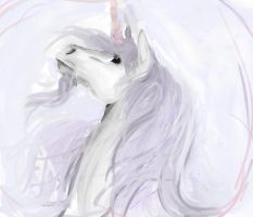 2. Unicorn by everything-anime