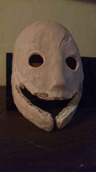 Trapper DIY Mask WIP by ckdh29