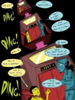 Elevator Chat 2 by ToxicToothpick