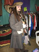 That's CAPTAIN Jack Sparrow by DragonShinobi555