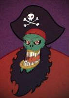 LeChuck by DocSinistar
