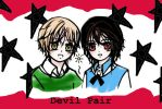 Vampire Knight: Devil Pair by Babybell