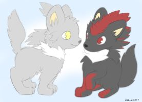 Shadilver - dogs by xShadilverx