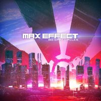 Max Effect - album cover by axl99