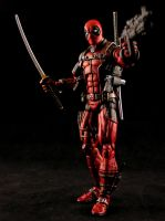 Deadpool a3 by AnthonysCustoms