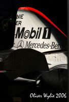 2006 Mclaren engine cover by olly83