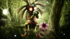 Skull Kid Majora's Mask by KlausBoss