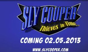 sly cooper relase date official , COOL!! by FCC93