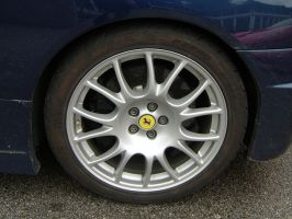 scuderia wheels by kastrishis